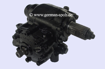 POWER STEERING GEAR BOX - SL R129 LEFT HAND DRIVE LHD REPAIR SERVICE  Mercedes SL R129 Roadster