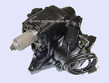POWER STEERING GEAR BOX - W140 C140 LEFT HAND DRIVE | REPAIR SERVICE  Mercedes , 