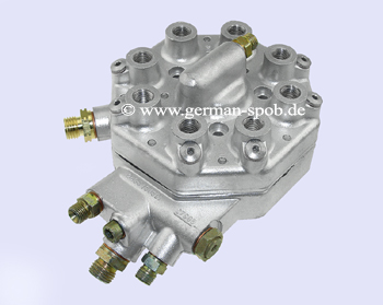 Bosch Fuel Distributor  Regenerated Condition Mercedes Benz W116 350 Se Sel Saloon   (Bosch: 0438100034, 0 438 100 034, 0-438-100-034, 0 986 438 034, 0986438034)